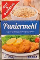 Paniermehl - Prodotto - de