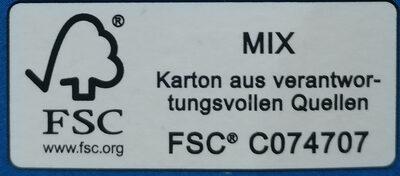 Paniermehl - Istruzioni per il riciclaggio e/o informazioni sull'imballaggio - de