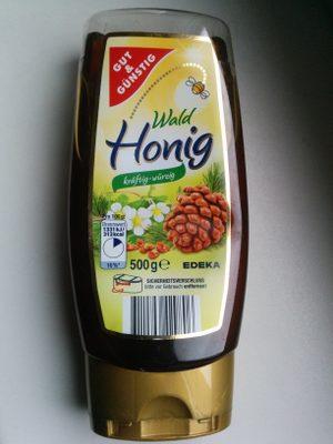 Waldhonig kräftig würzig  Marmelade - 1
