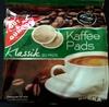Kaffee Pads Klassik - Product