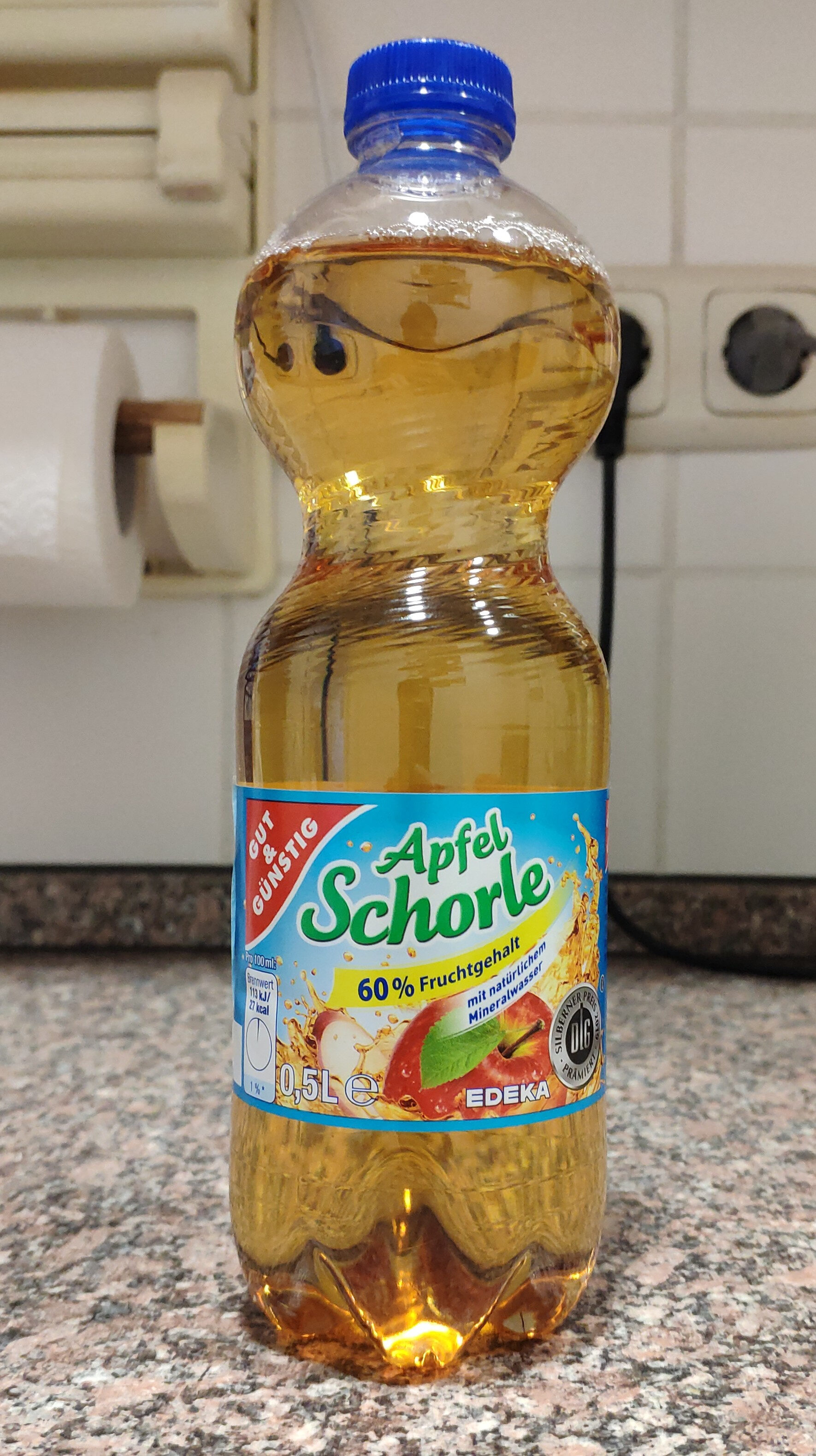 Apfel-Schorle - Produit