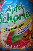 Apfel Schorle - Produkt - de