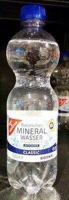Natürliches Mineralwasser Classic - Prodotto - de