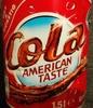 Cola American Taste - Produto