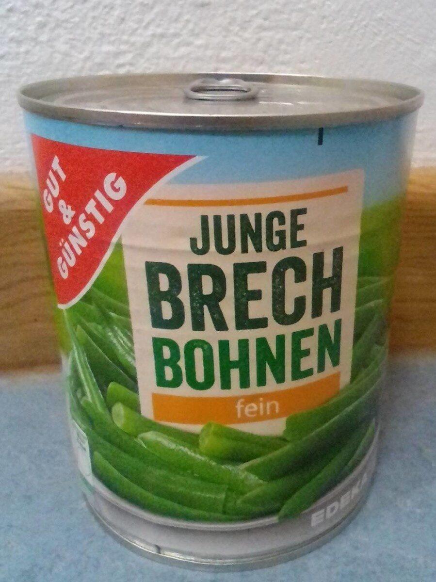 Junge Brech Bohnen - Prodotto - de