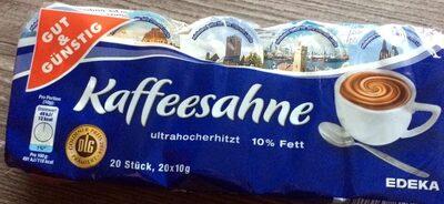 Kaffeesahne - Prodotto - de