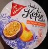 Sahne Kefir mild auf Pfirsich-Maracuja - Produit