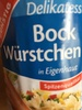 Delikatess Bock Würstchen - Produit