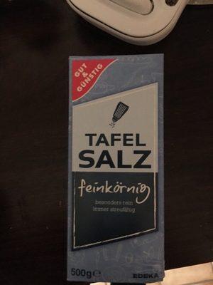 Salz - Produkt