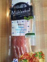 Delikatess Bacon, mild geräucherter Frühstücksspeck - Produkt - de