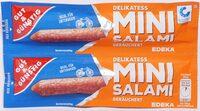 Delikatess Mini Salami geräuchert - Produkt - de