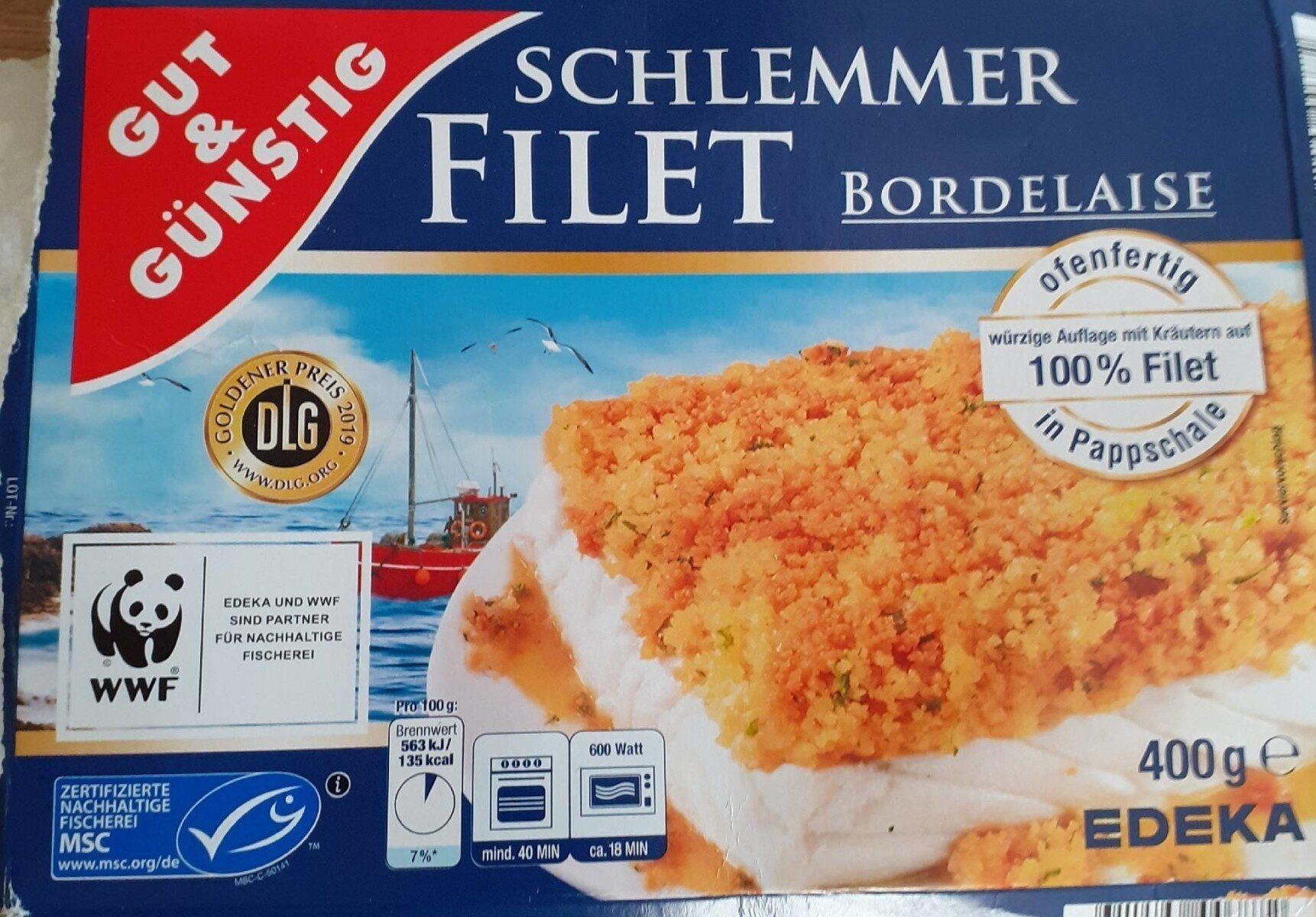 Schlemmer Filet, Bordelaise - Product - de