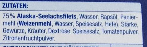 Schlemmer Filet, Bordelaise - Ingrédients - de