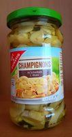 Champignons 1. Wahl in Scheiben - Produkt