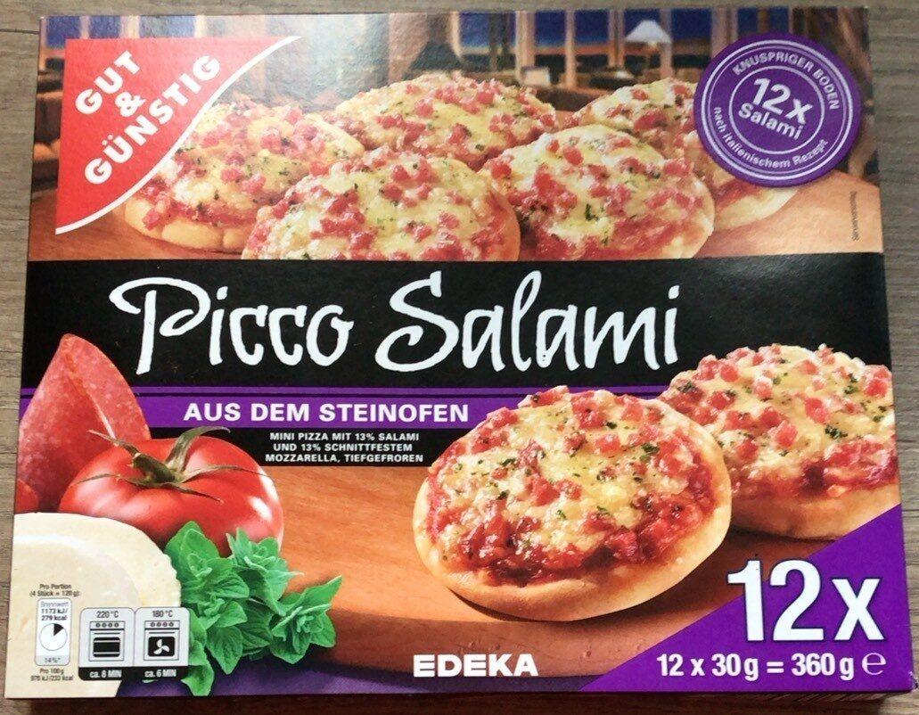 Picco Salami Edeka 360 G