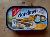 Sardinen in Sonnenblumenöl - Product