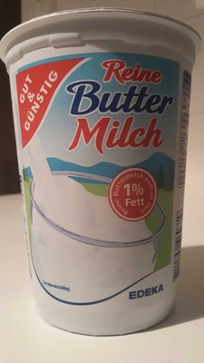 Reine Buttermilch - Product