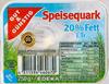 Speisequark 20% Fett i. Tr. - Product