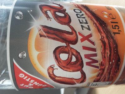 Cola Mix Zero - Prodotto - de