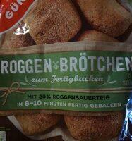 Roggenbrötchen - Product - de
