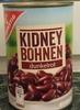 Kidney Bohnen dunkelrot - Product