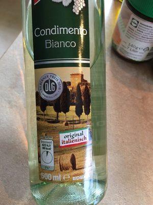 Condimento Bianco - Product