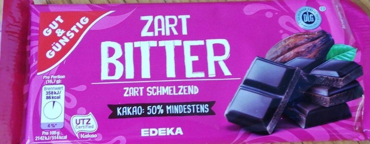 Zartbitter - Produkt - de