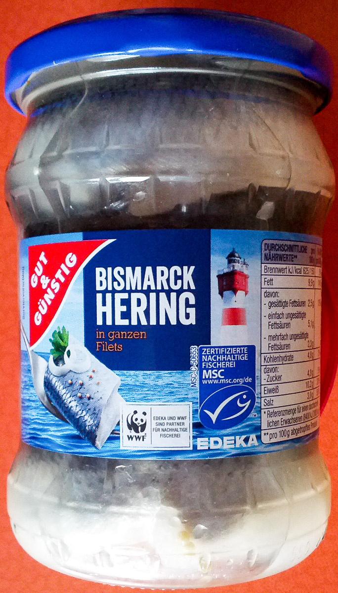 Bismark hering - Produkt