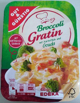 Broccoli Gratin - Product - de