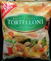 Tortelloni Ricotta-Spinat - Product
