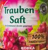 Trauben Saft - Product