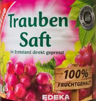 Trauben Saft - Produkt