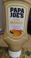 Papa Joe s Curry Mango - Product - de