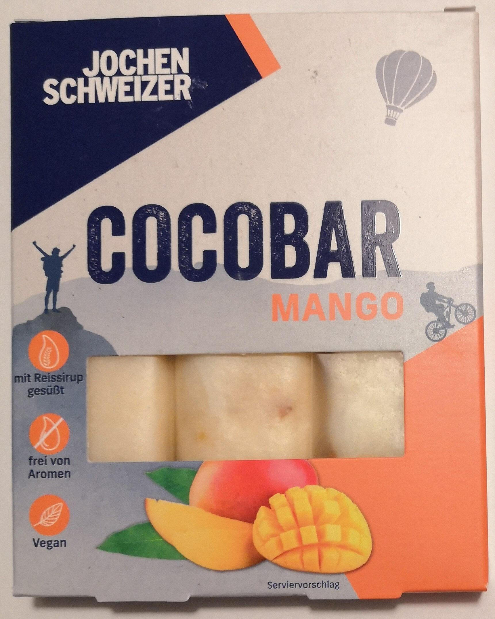 Jochen Schweizer Cocobar Mango - Product - de