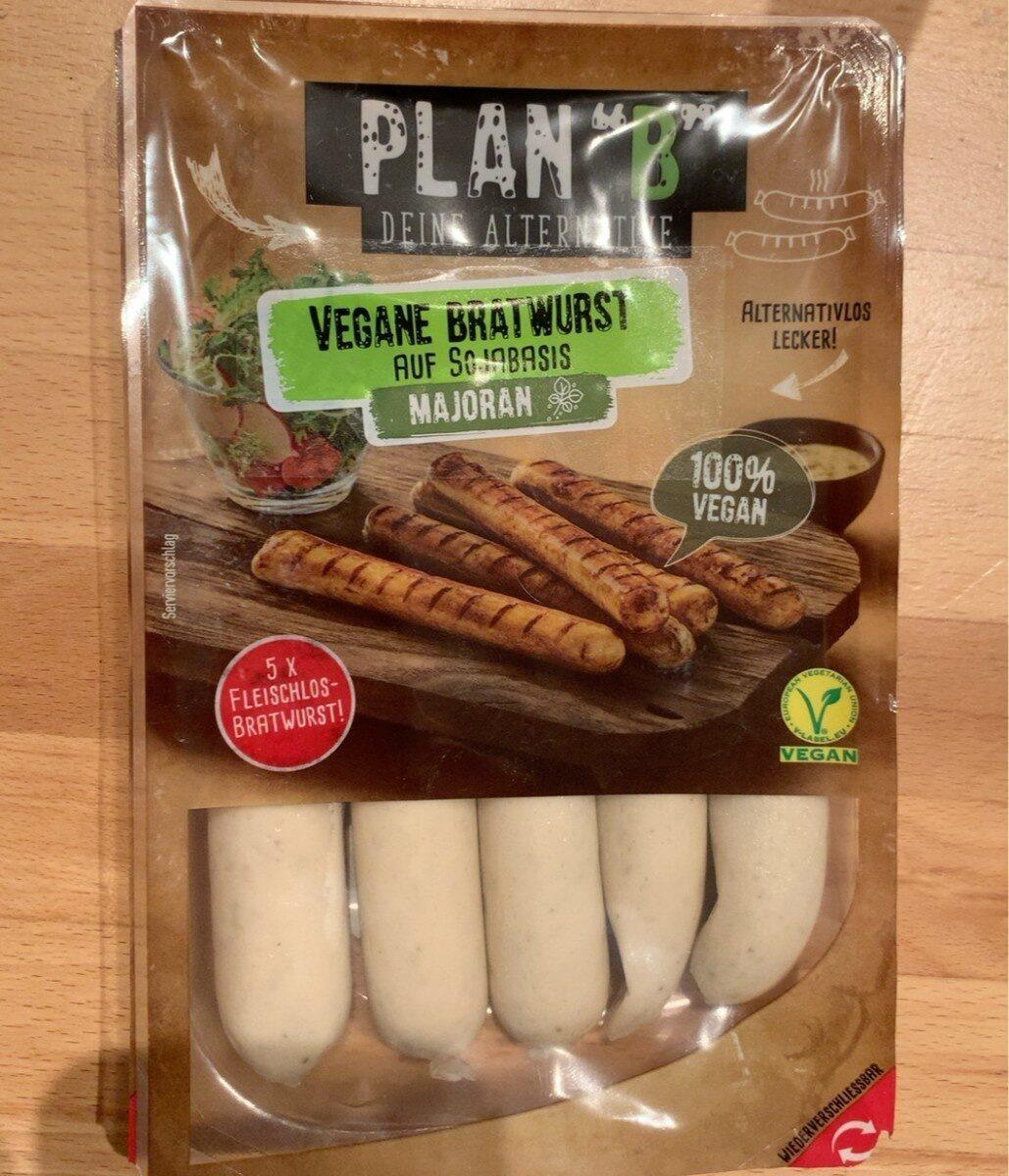 veggie bratwurst mit majoran - Produkt - de