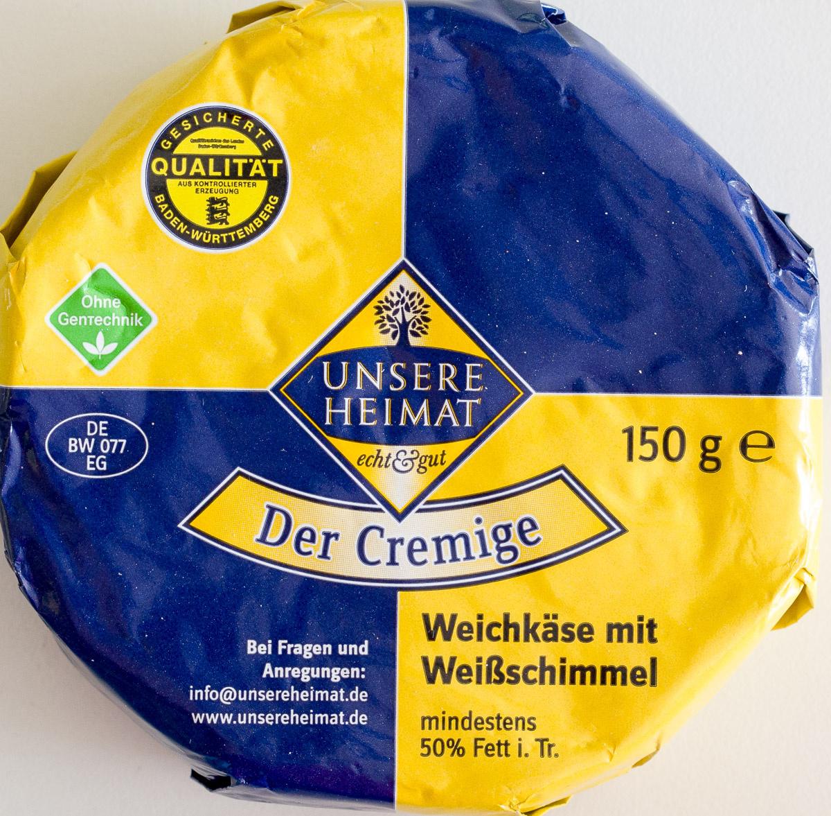 Der Cremige - Produit - de