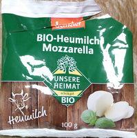 Bio-Heumilch Mozarella - Product