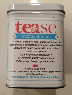 Midnight mint - Produit - en