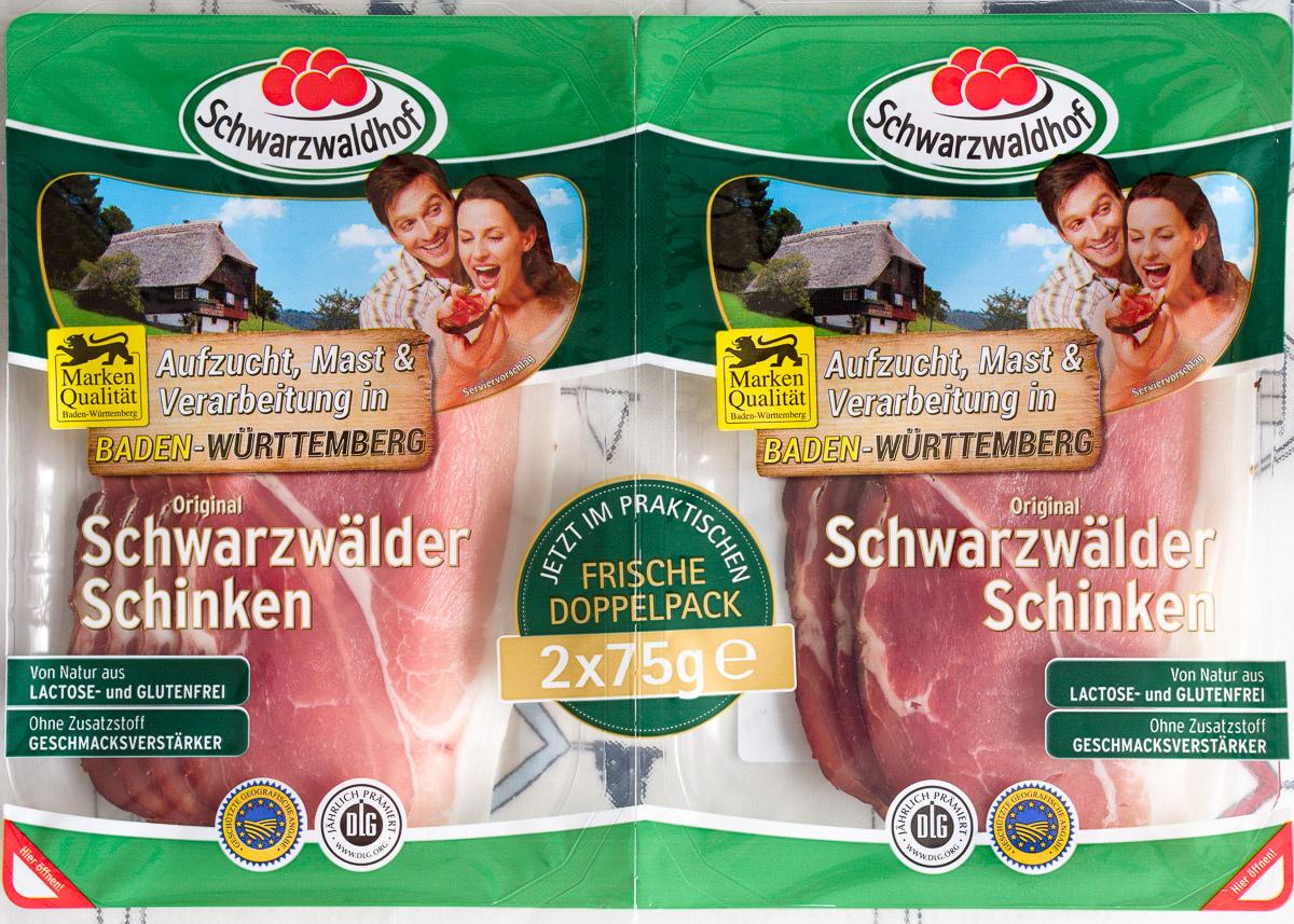 Schwarzwälder Schinken - Product - de