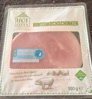 Hinterkochschinken - Prodotto - de