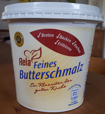Feines Butterschmalz - Product