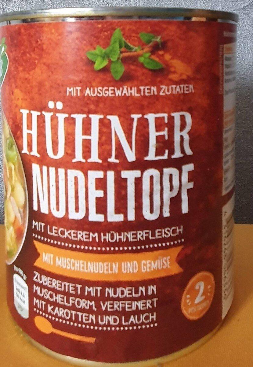 Hüner Nudeltoof - Produit - de