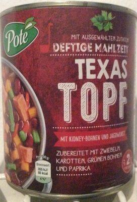 Texas Topf - Produit - de