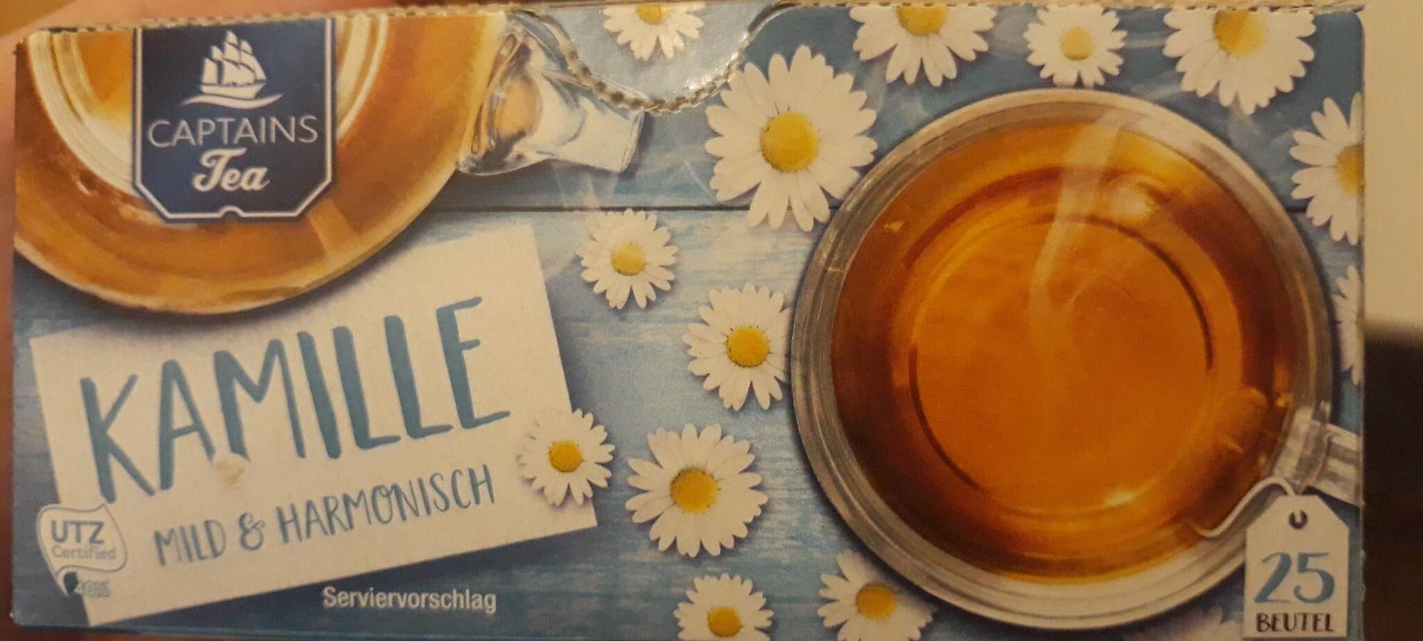 Kamillentee - Produkt - en