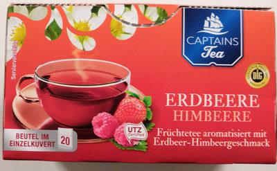 Erdbeere Himbeere (Tee) - Produit - de