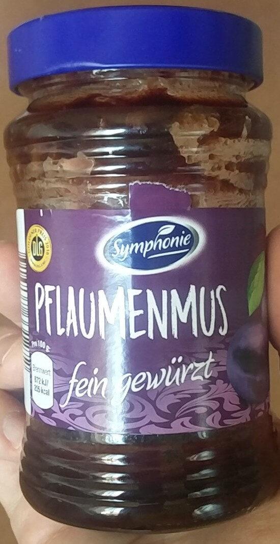 Pflaumenmus, fein gewürzt - Product - de