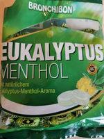 Eukalyptus Menthol - Product - de