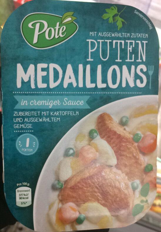 Puten Medaillons - Product - de