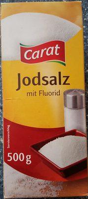Jodsalz mit Fluorid - Produkt