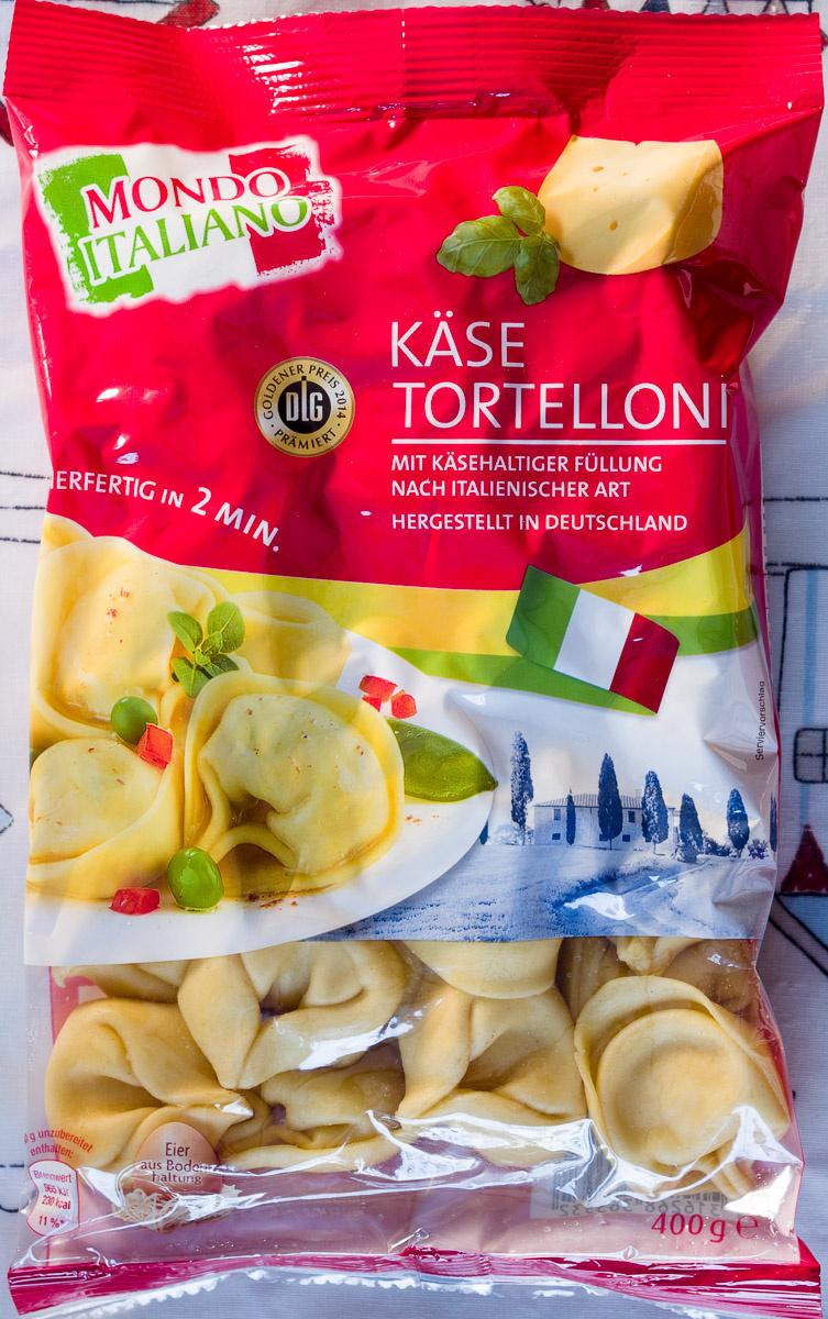 Käse Tortellini - Product - de